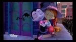 Vee and Phoebe hug