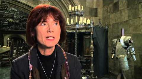 """Maleficent"" Interview with Linda Woolverton"