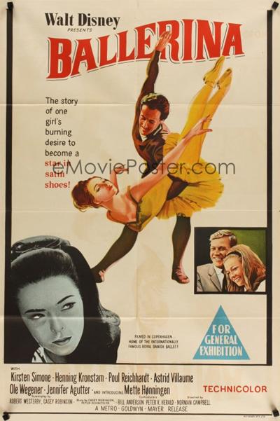 Ballerina (Walt Disney's Wonderful World of Color episode)