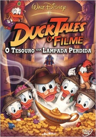 DuckTales O Filme: O Tesouro da Lâmpada Perdida