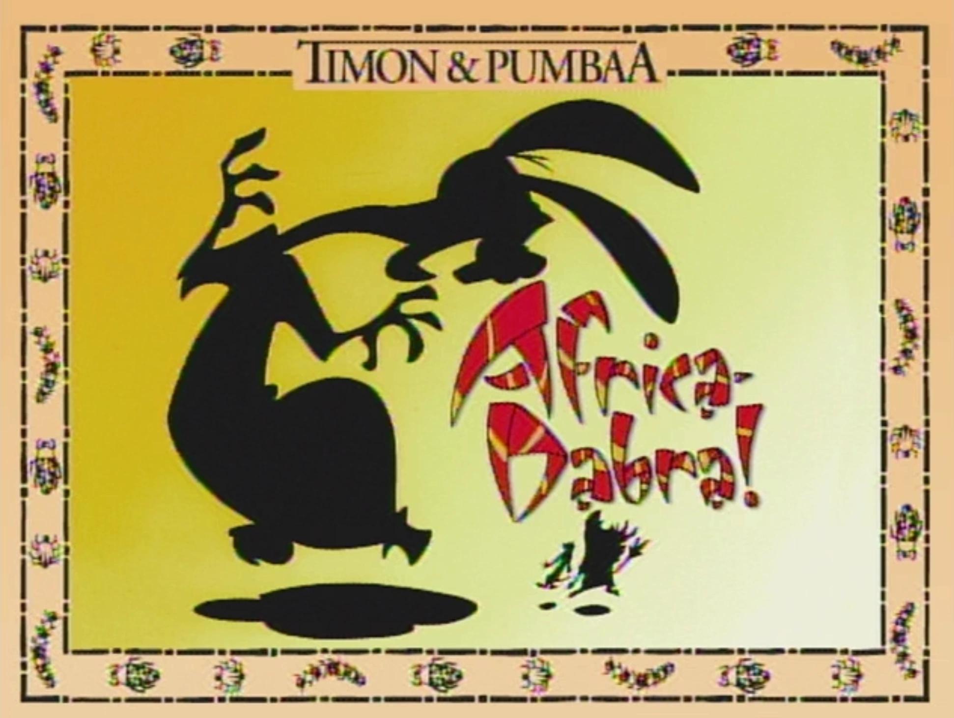Africa-Dabra!