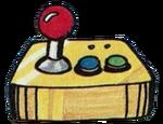 DTNES - Remote Control (Nintendo Power)