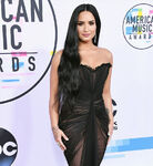 Demi Lovato at American Music Awards