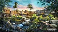 Disney's Explorers Lodge 02