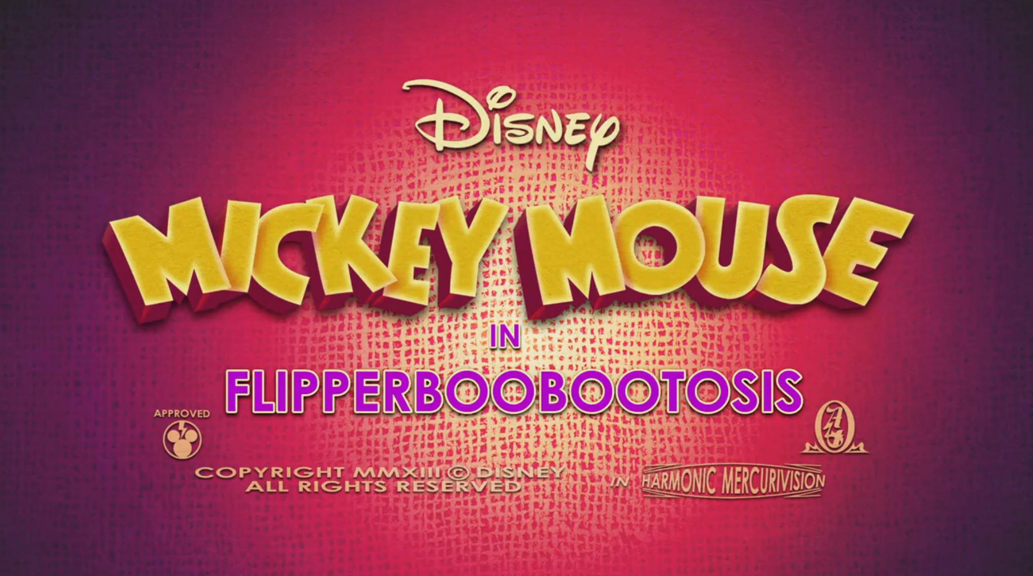 Flipperboobootosis