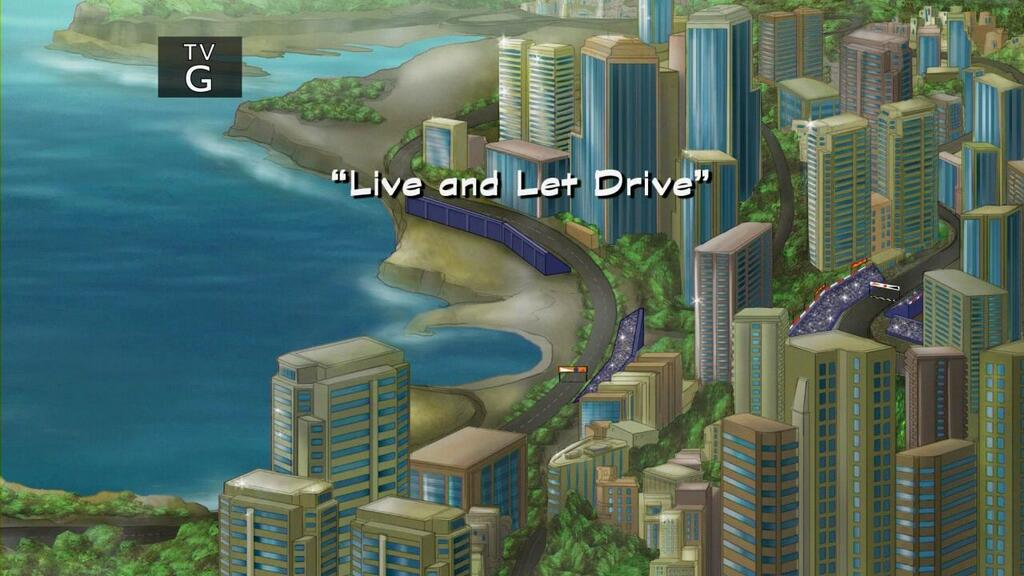 Live and Let Drive