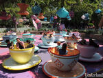 Mad Tea Party Disneyland