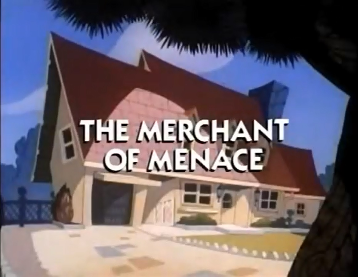 The Merchant of Menace