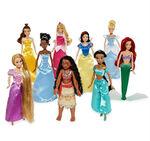 Moana with Disney Princesses