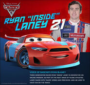 Ryan Laney i Blaney