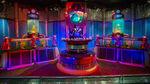 Stitch's Great Escape second pre-show room