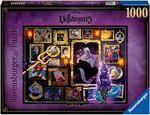 Villainous puzzle ursula