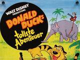 The Adventures of Donald Duck