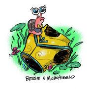 Bessie & MircoAngelo Promotional Artwork