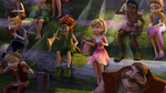 Bobble, Ivy, Terence, Fairy Gary, Glimmer & Lyria in The Pirate Fairy