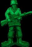 DSA Green Amy Man