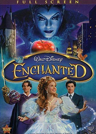 Enchanted (video)