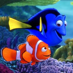 Findet Nemo Marlin und Dorie.png