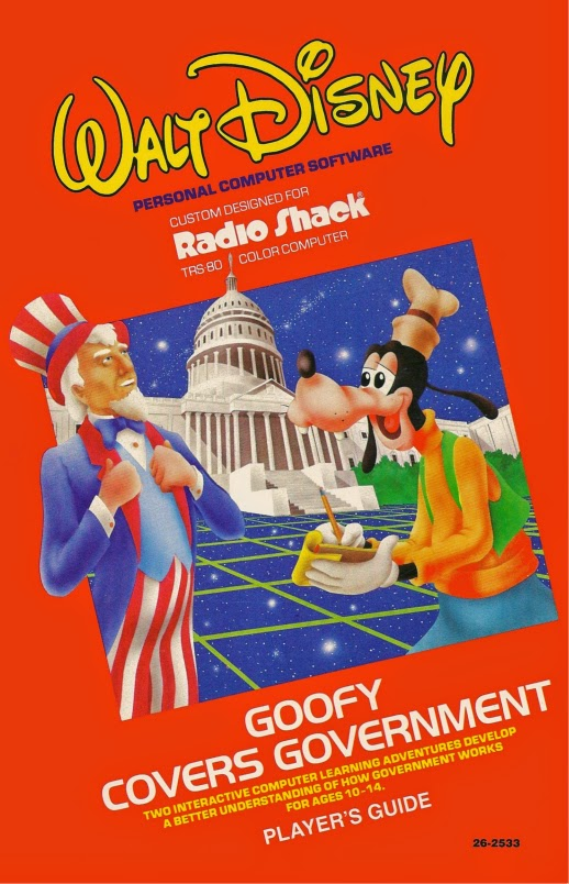 Goofy Covers Government