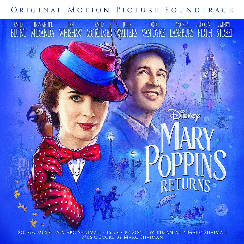 Mary Poppins Returns (soundtrack)