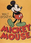 Mickeymouseoneandonly poster