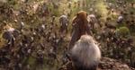 Rafiki presenting Baby Simba Remake