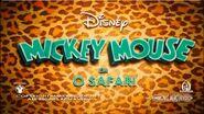 Safari, So Good - Portuguese Title