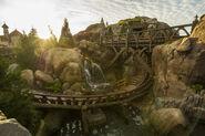 Seven Dwarfs Mine Train 10
