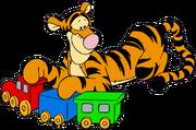 Tigger-train