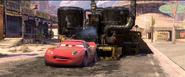 Zygzak McQueen i Bessie-0