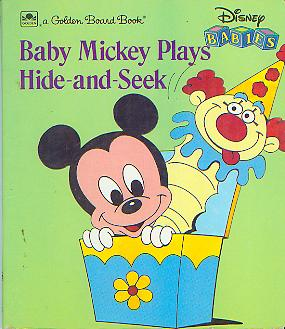 Baby Mickey Plays Hide and Seek