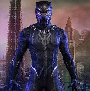 Black Panther At Disneyland