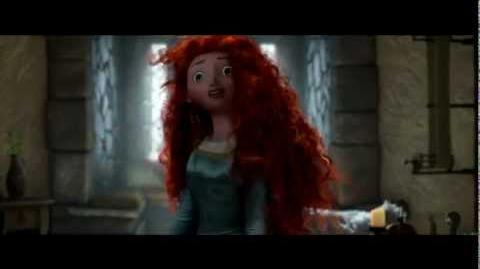 Brave - Designing and Developing a Character Merida