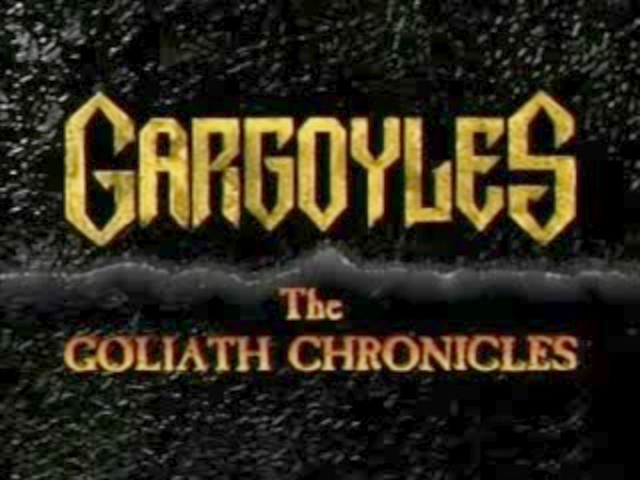 Gargoyles episode list