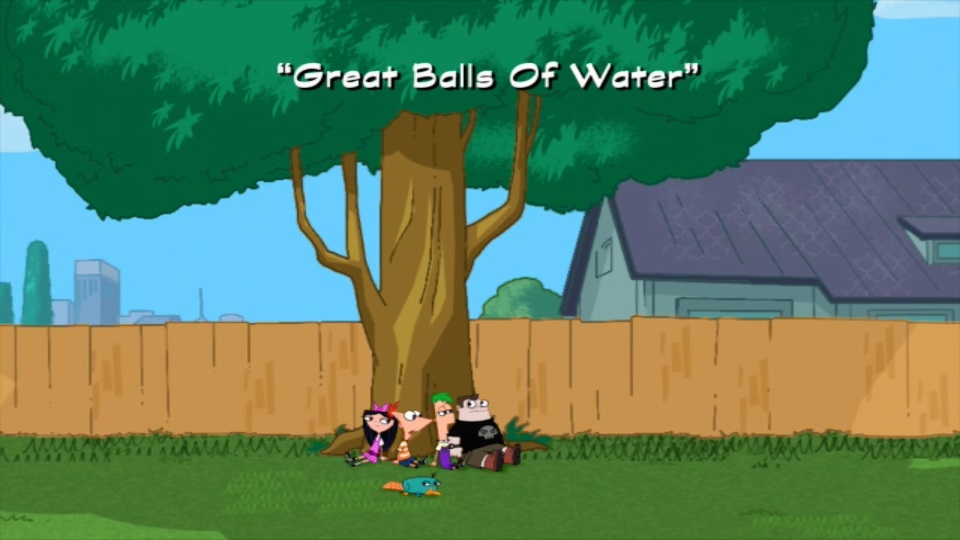 Great Balls of Water