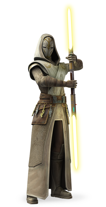 Jedi Temple Guards