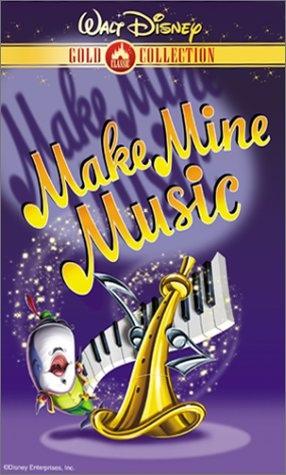 Make Mine Music (video)