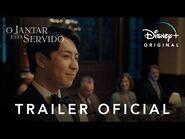 O Jantar Está Servido - Trailer Oficial Dublado - Disney+