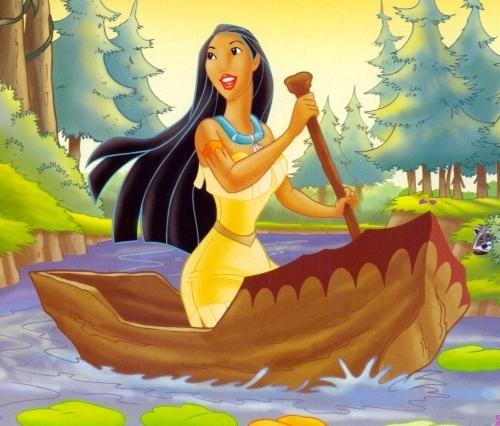 Pocahontas (personagem)/Galeria