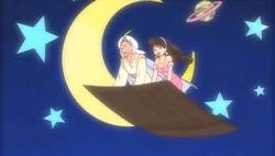 Rumiko Takahashi Anthology Living Room Lovesong Aladdin A Whole New World.png