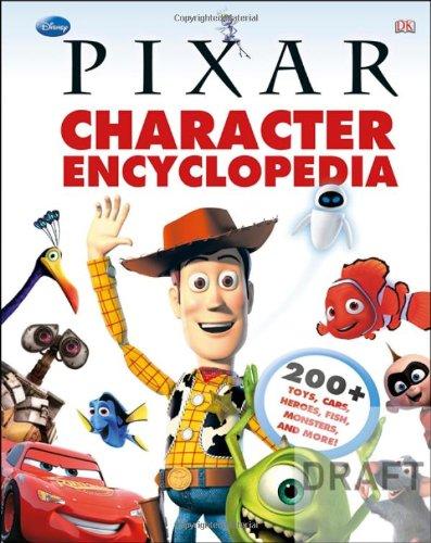 Pixar Character Encyclopedia