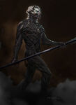 Dark Elves Concept Art XI