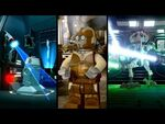 Droids Character Pack - LEGO Star Wars- The Force Awakens - PS4, PS3