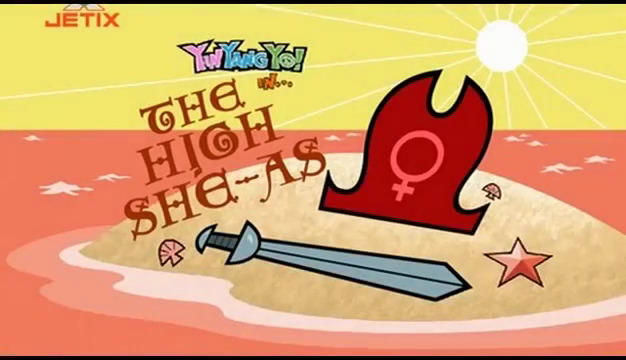 The High She-as