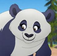 Lion Guard S03E016 - Heng Heng (panda) Profile