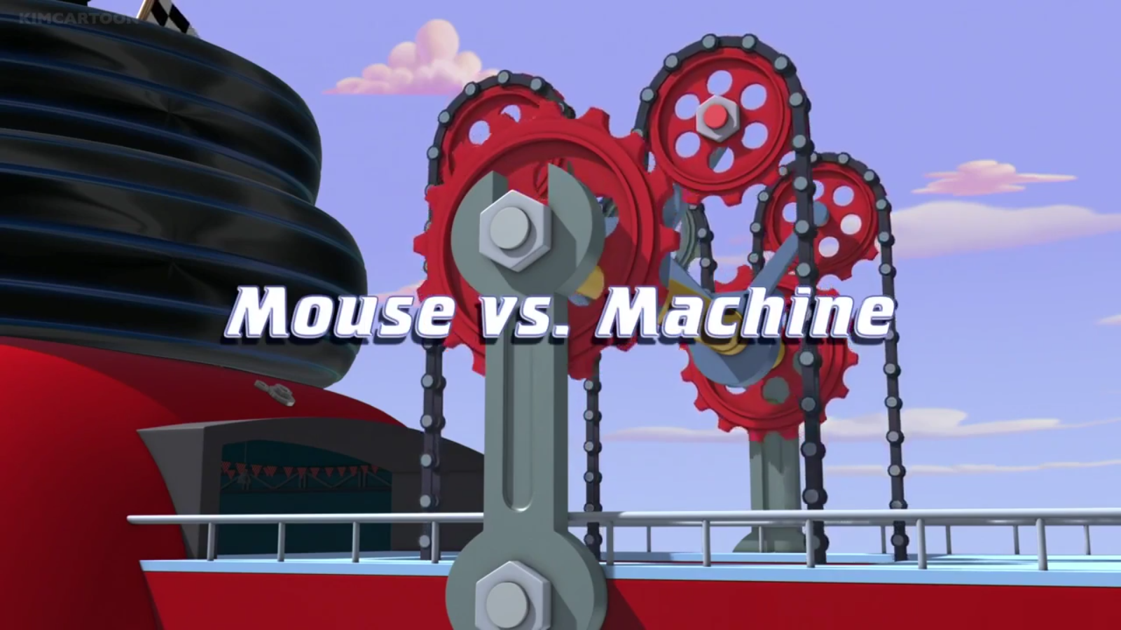 Mouse Vs. Machine!