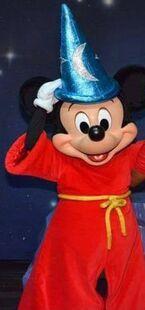 New Mickey Sorcerer