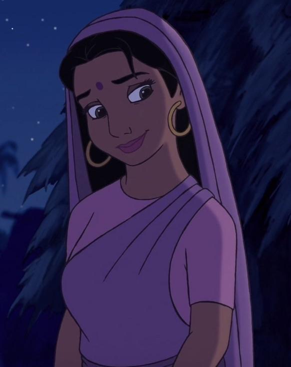 Shanti's Mother