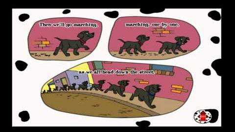 101_Dalmatians_Animated_Storybook_Sing-A-Long_(Cover_Yourself_With_Soot_Music_Video)