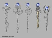 Fall Scepters concept art